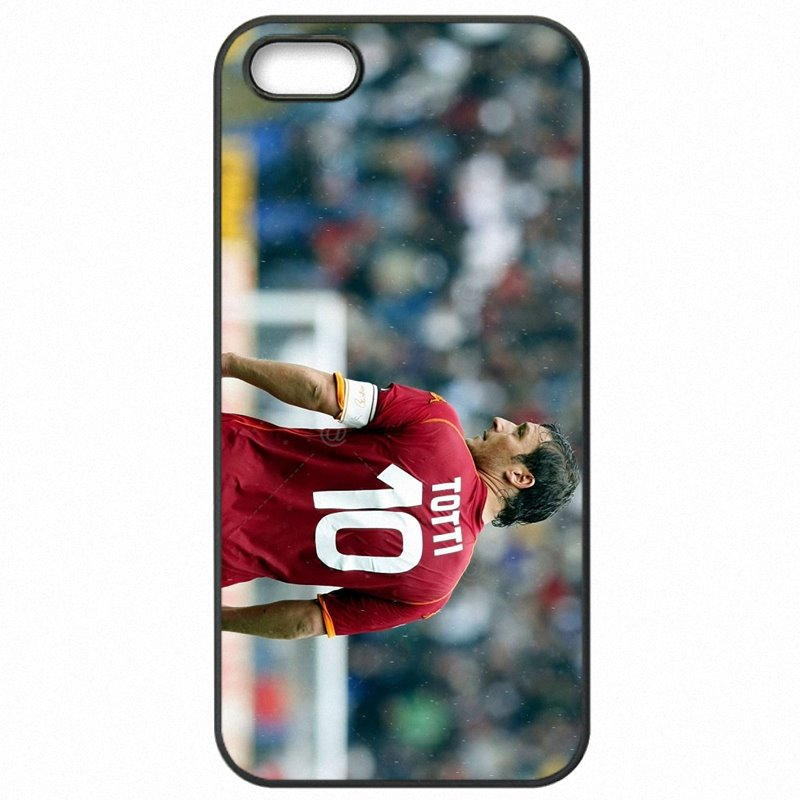 Protector Phone Skin Shell Francesco Totti AS Roma Football Soccer Star For Galaxy Note 4 N9106W Enfants