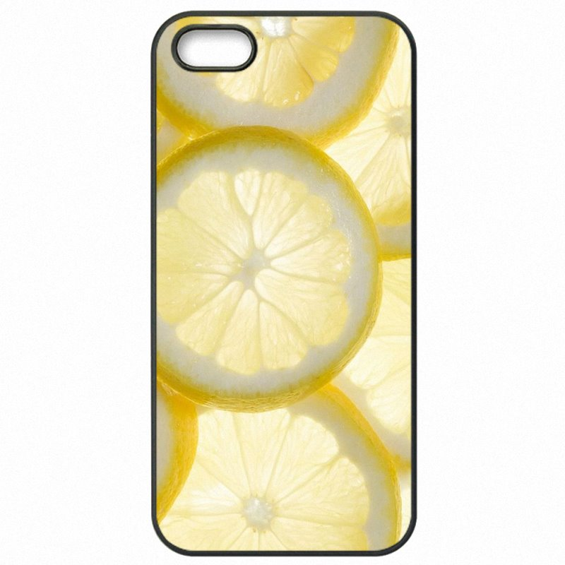 Plastic Phone Bags Shell Fruit Art Wallpaper Pattern Collage For LG L90 D405 Vintage