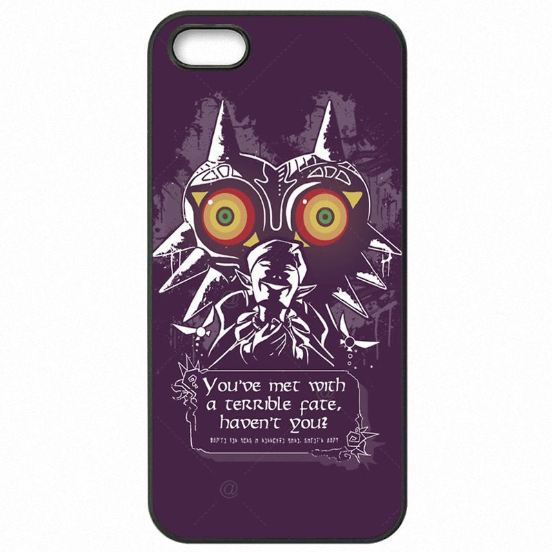 Mobile Phone Shell For Sony Xperia Z4 Mini Game Items Majora Mask The Legend of Zelda Boys
