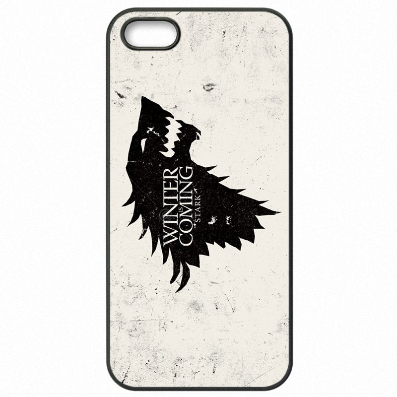 Hard Phone Capa For Huawei P8 Lite 5 inch Games of Thrones GOT TV Show Poster House Stark Logo Replacement