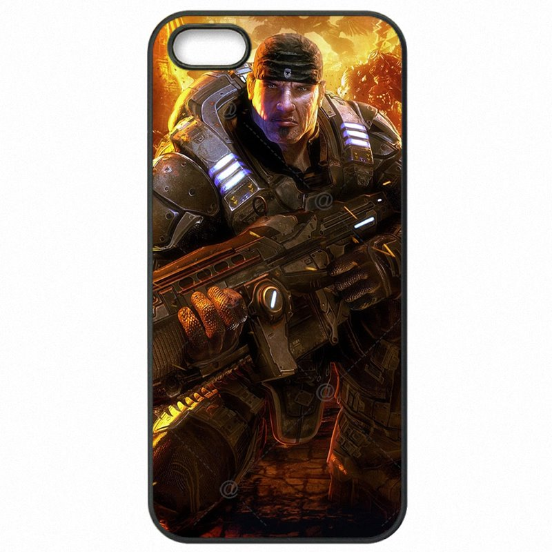 Accessories Phone Cover For Galaxy A8 2015 A800F Gears Of War Inspired Marcus And Dom Skull Marcus Fenix Ebay