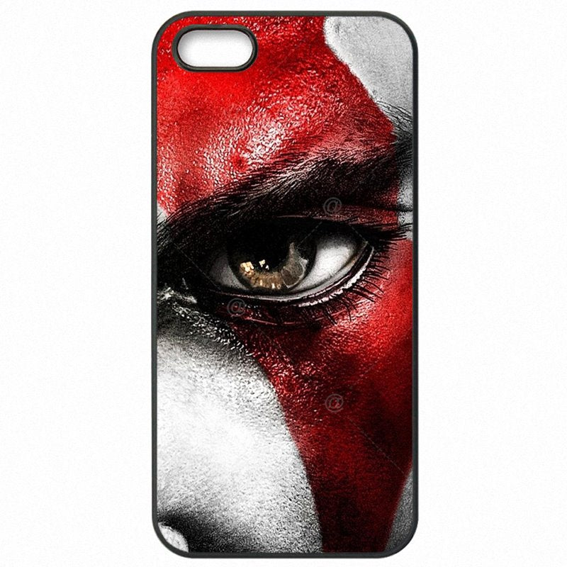 Protector Phone Shell Case God of War Kratos III Print Poster For Galaxy Note 4 N910U Luxury