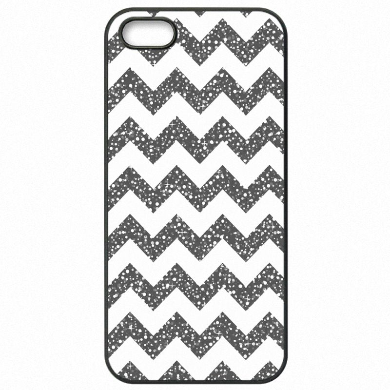 Nouvelle Gold Pink Glitter chevron Colorful Print For Galaxy A7 2016 A710FD  Hard Phone Shell
