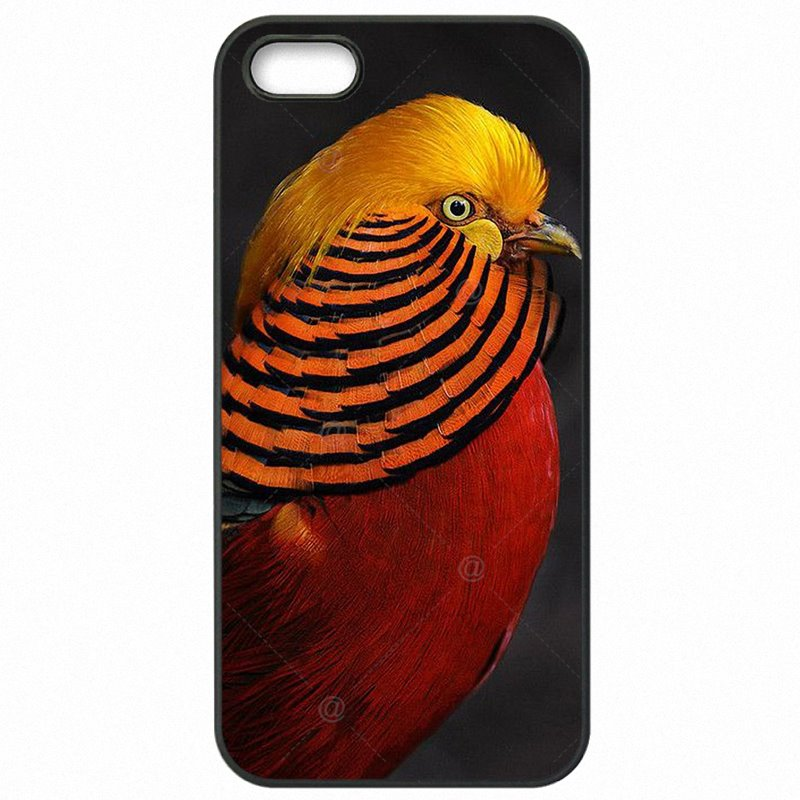 Accessories Phone Covers Case For Lenovo K6 Plus Golden Pheasant Birds Wallpaper New Released