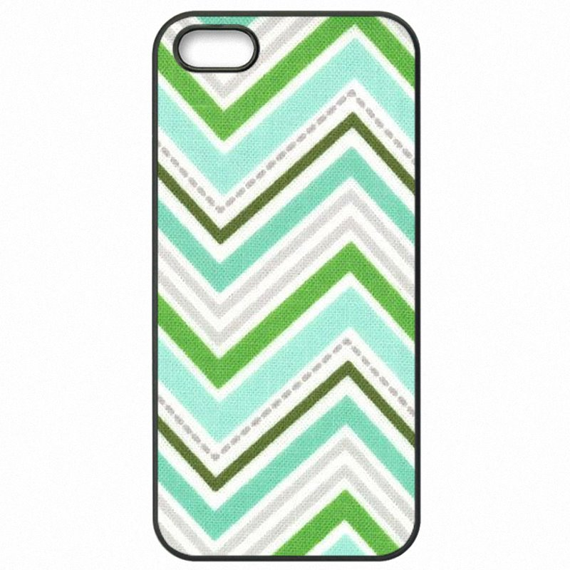 Protective Phone Coque For Sony Xperia XA F3115 Gray And Mint Green Chevron Sale For