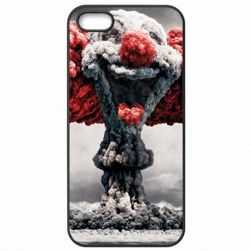 Accessories Phone Fundas Halloween Mask Snake Tongue Evil Clown For Sony Xperia XA Dual Cheap Real