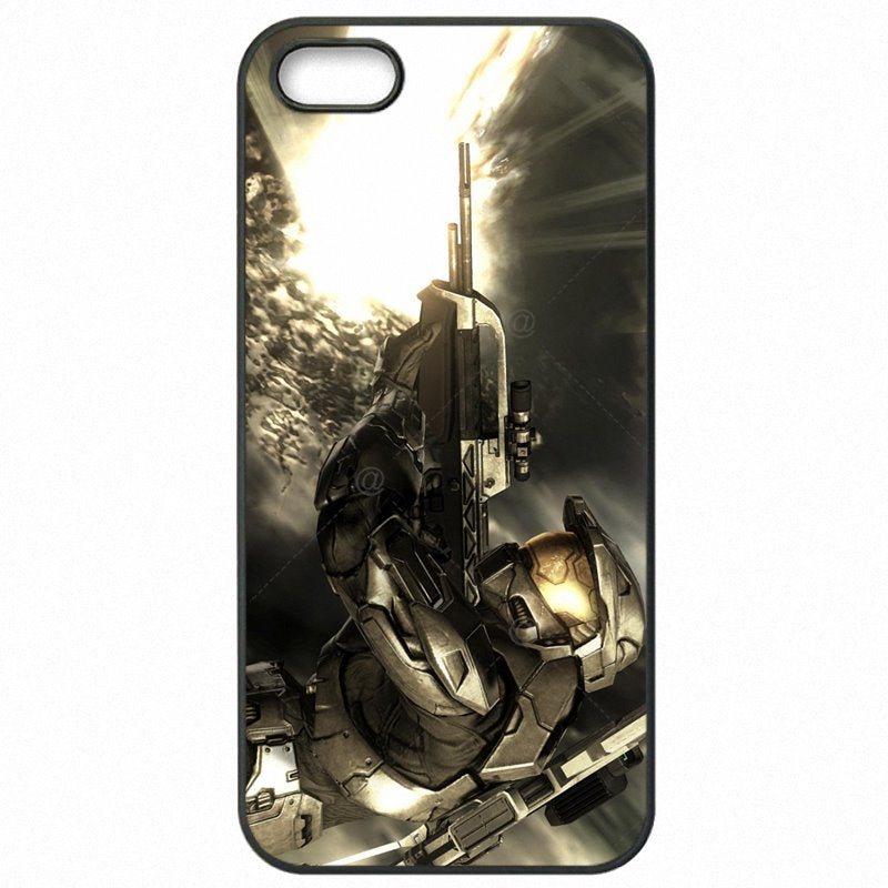Protective Phone Skin Halo soldier Master Chief Games Art Print For Huawei Honor 5C 5.2 inch Affordable
