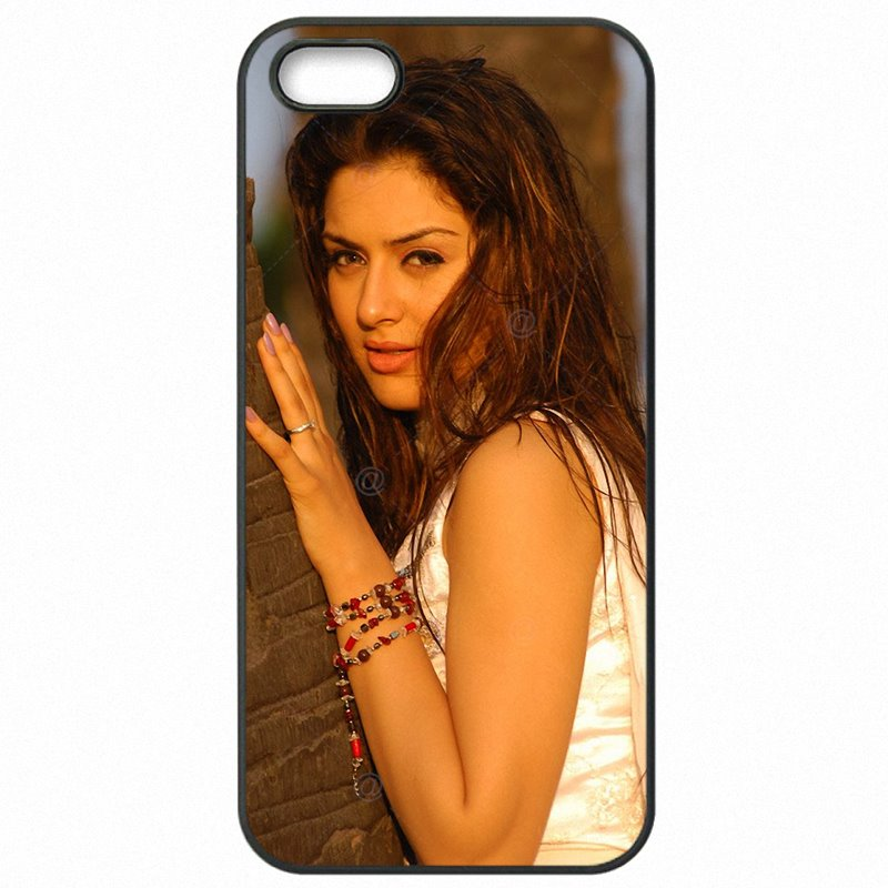 Sexy Hansika Motwani Bombay India Star For LG Fortune Hard Plastic Phone Cover Shell