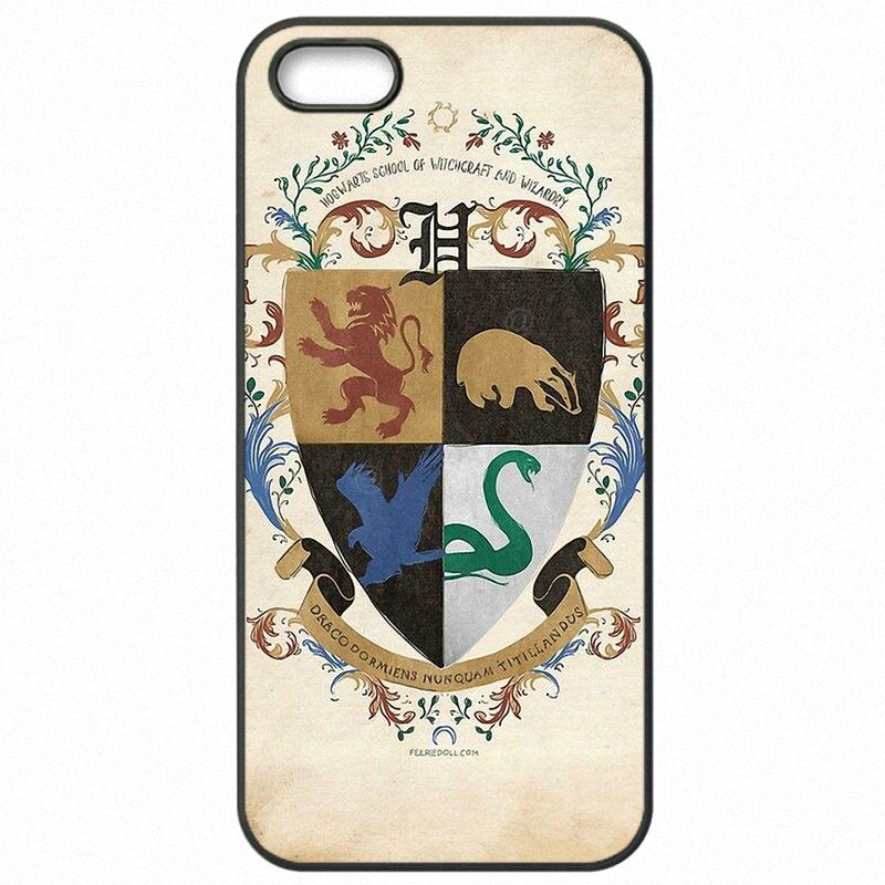 Protective Phone Bags For Xiaomi Mi3 5 inch Harry Potter Hogwarts Badges Logo Affordable