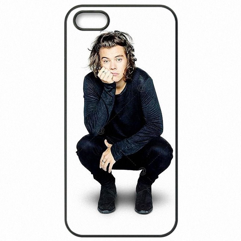 Designs For Galaxy J5 2016 J510G Harry Styles One Direction 1D Art Print Mobile Phone Skin