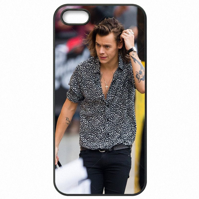 Plastic Phone Shell Case Harry Styles One Direction 1D Art Print For Lenovo A6010 Plus Low Price