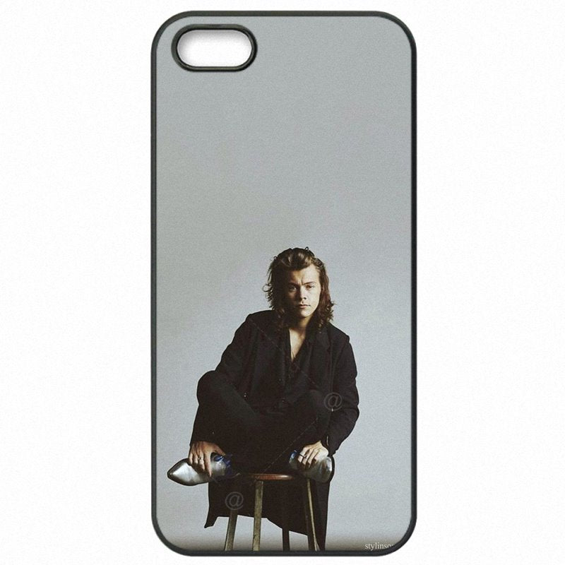 The Newest Harry Styles One Direction 1D Art Print For Lenovo K50-T3s Hard Mobile Phone Cover Fundas