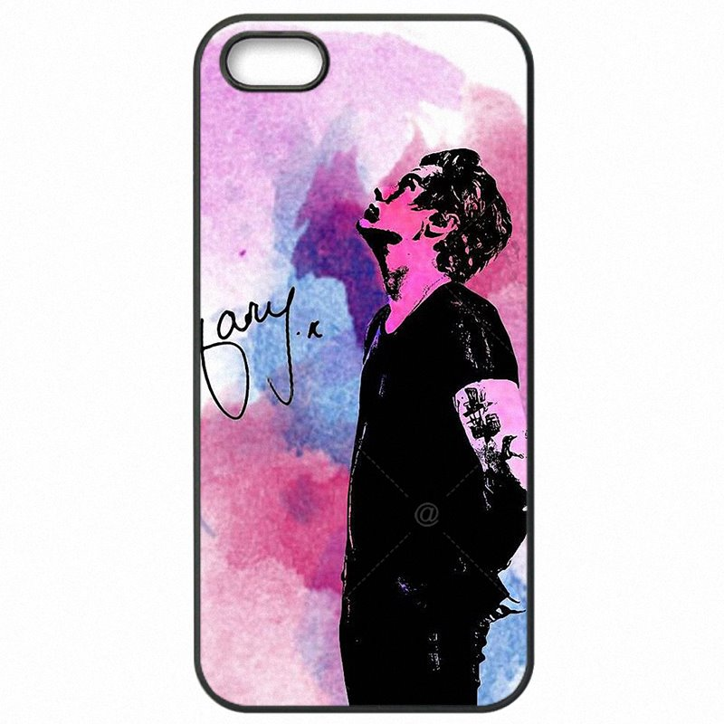 Mobile Pouch Fundas For Nokia Lumia 650 Harry Styles One Direction 1D Art Print Magasin