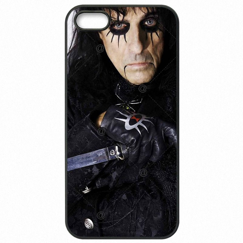Original Heavy metal band Alice Cooper For Huawei Honor 4X 5.5 inch Hard Mobile Phone Case