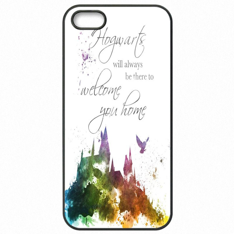 Cute Hogwarts will always be there to welcome you home Huawei Mate 7 6 inch Protective Phone Cases