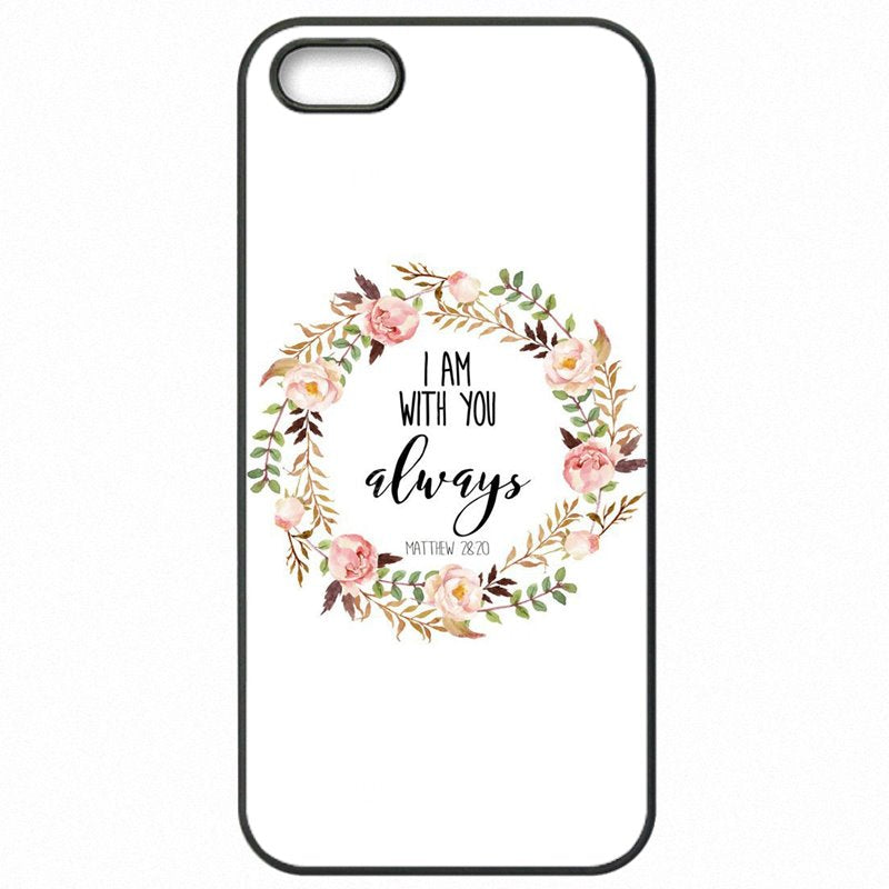Accessories Pouches Cover Fundas For Galaxy A7 2016 A710DS I Am with You Always Printable Economical