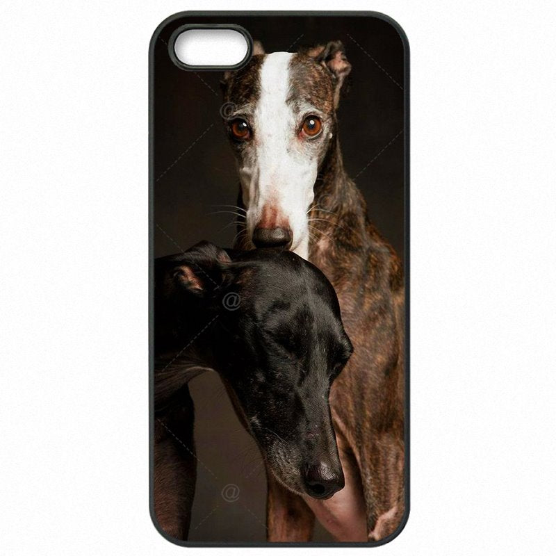 Plastic Phone Cover For Lenovo A6010 Plus I Love My Whippet dog puppies Factory