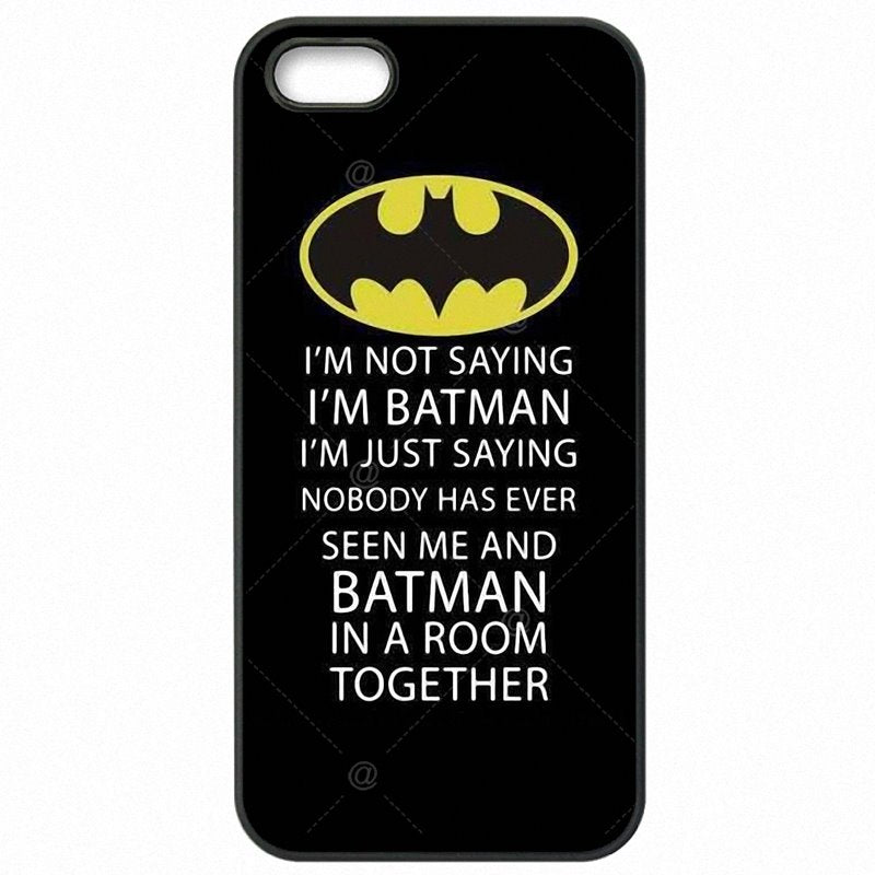 Better For Lenovo K53a48 I'm Not Saying I'm Batman Art Protector Phone Covers
