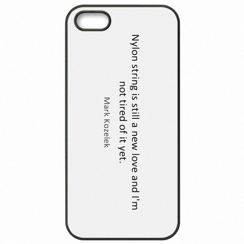 Worlds Nicest For Xiaomi Redmi 2 I'm not tired Life Quotes Hard Mobile Phone Case