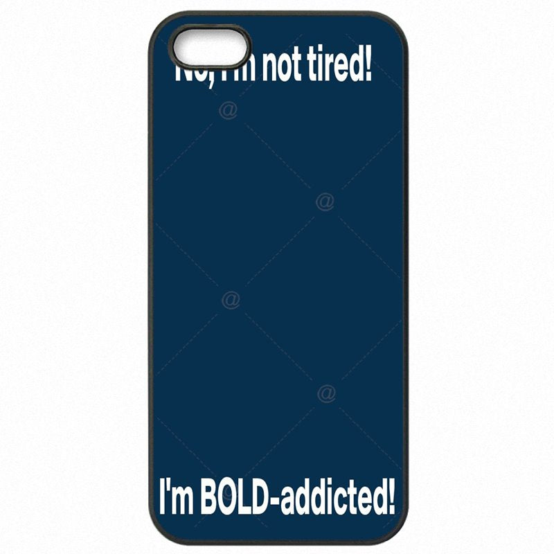 Kid For OnePlus 3 5.5 inch I'm not tired Life Quotes Protector Phone Capa