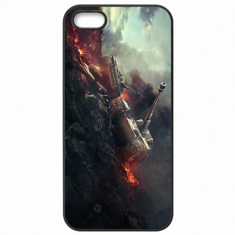 Future For Huawei P10 Lite 5.2 inch Incredible Battle Tank Print POSTER Hard Mobile Phone Case Capa