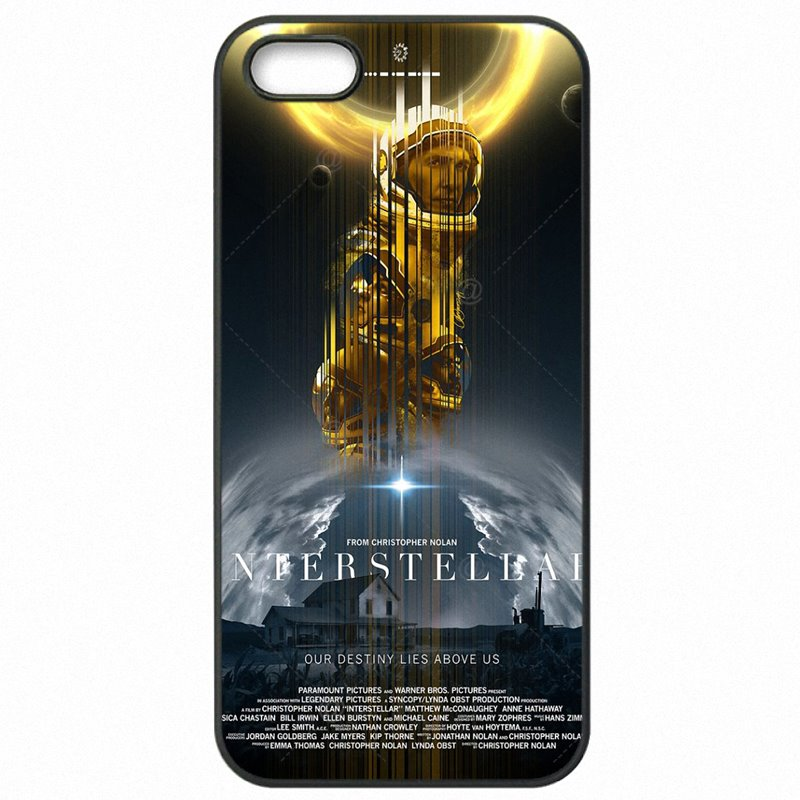 Femmes Interstellar Stars Deserts Movie Art Poster For Galaxy Core Prime G361DS Accessories Phone Bags Shell
