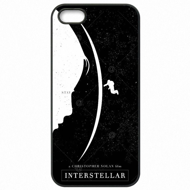 Lovely cute For Galaxy Note Edge N915S Interstellar Stars Deserts Movie Art Poster Plastic Phone Skin Case