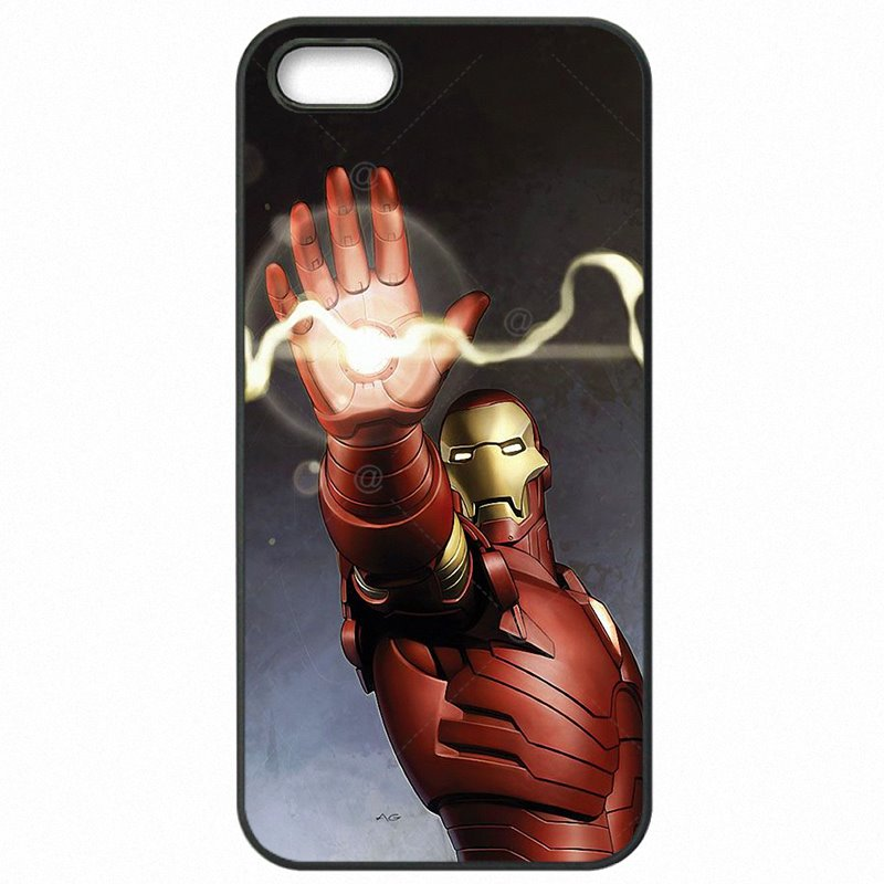 Hard Plastic Phone Cover Fundas For Sony Xperia A4 Iron Man Robert Downey Jr Tony Super Men Stylish