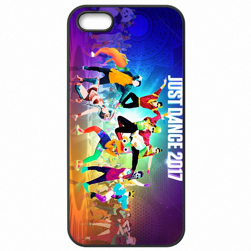 Hard Phone Bags JUST DANCE 2015-2017 Pastel Print For Moto G4 Play 5 inch Nice