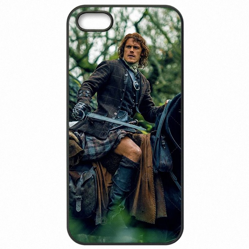 Protective Phone Cases Jamie Fraser Outlander Art Poster For Sony Xperia XA Dual Lightest