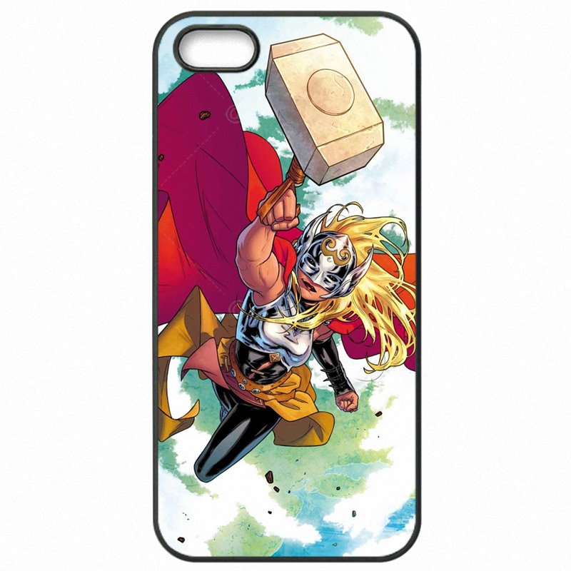 Mobile Phone Coque For Galaxy J1 J100DD Jane Foster Thor comics Art Poster Release