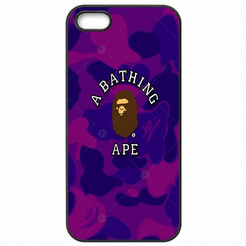 New Released Japan A BATHING APE bape shark Army Skin For Sony Xperia Z5 Mini Hard Phone Cover Shell