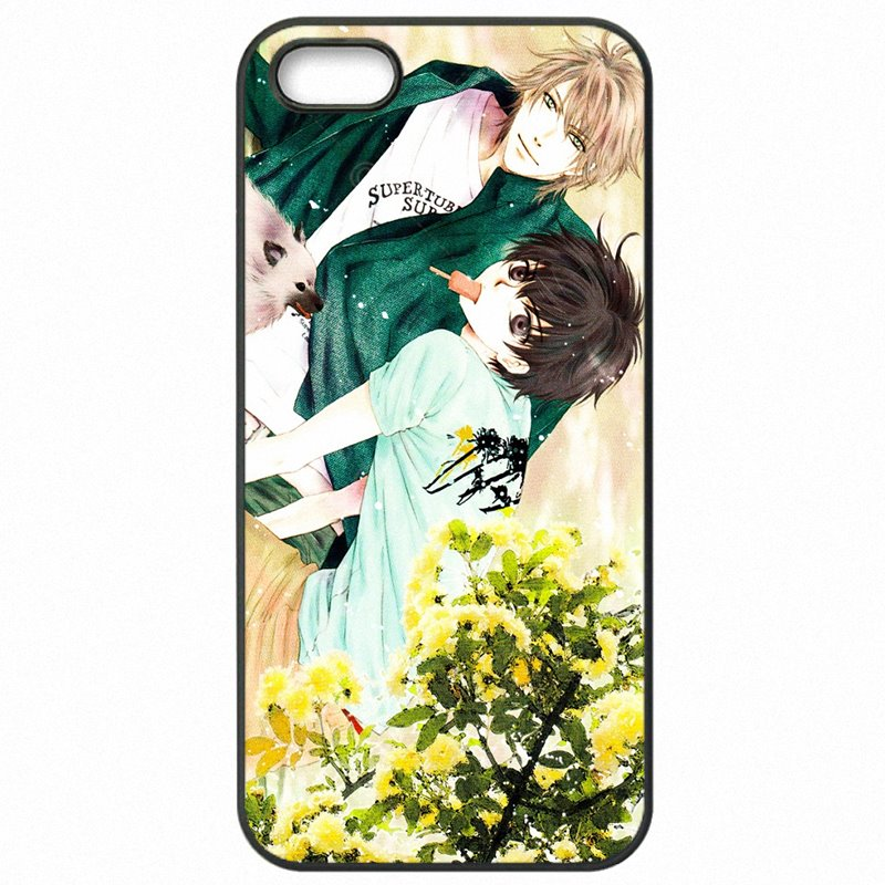 Hard Phone Fundas Japan Anime super lovers Art Print For Galaxy A3 2016 Classic