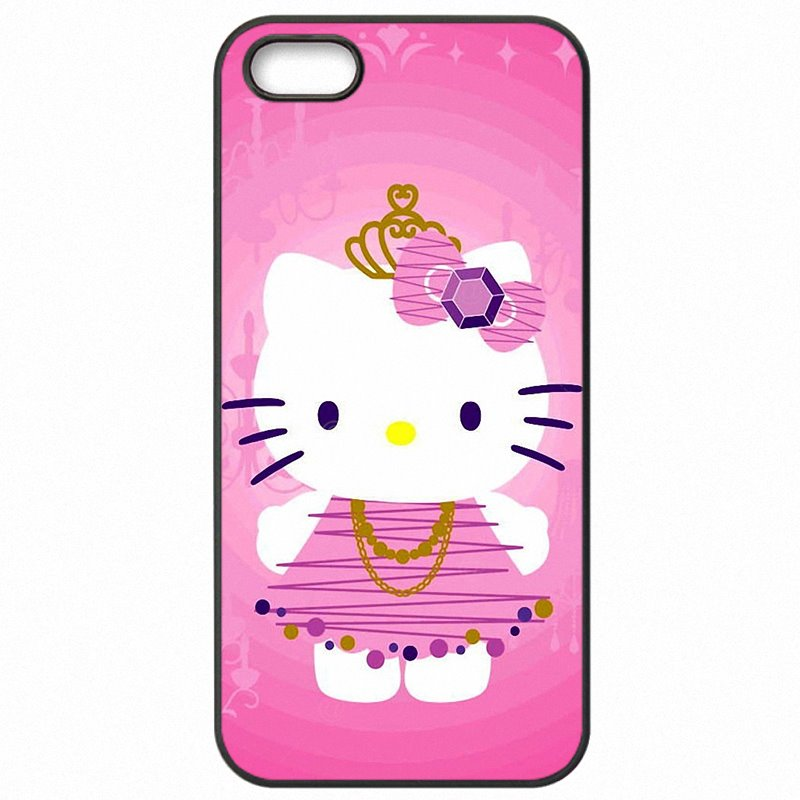 Accessories Phone Cover Fundas Japan Cartoon Animals Pink hello Kitty Painting Pattern For Sony Xperia X New Style
