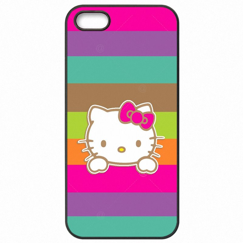 Hard Phone Fundas For Huawei P9 Lite 5.2 inch Japan Cartoon Animals Pink hello Kitty Painting Pattern Junior