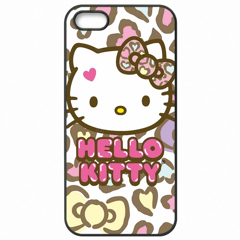 Magasin For Moto G4 Play 5 inch Japan Cartoon Animals Pink hello Kitty Painting Pattern Hard Plastic Phone Bags