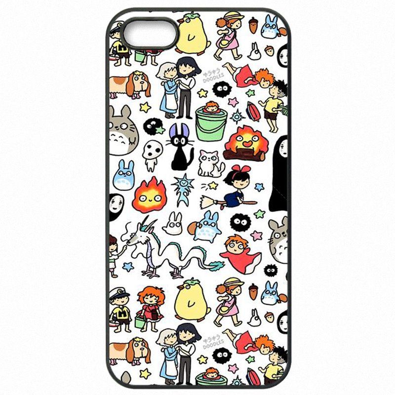 Accessories Pouches Cover For Samsung Galaxy A5 2016 Japanese Cartoon Spirited Away No Face Character Most Popular