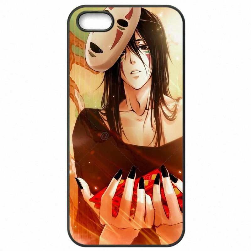 Future For LG G4 H815 Japanese Cartoon Spirited Away No Face Character Accessories Pouches Capa