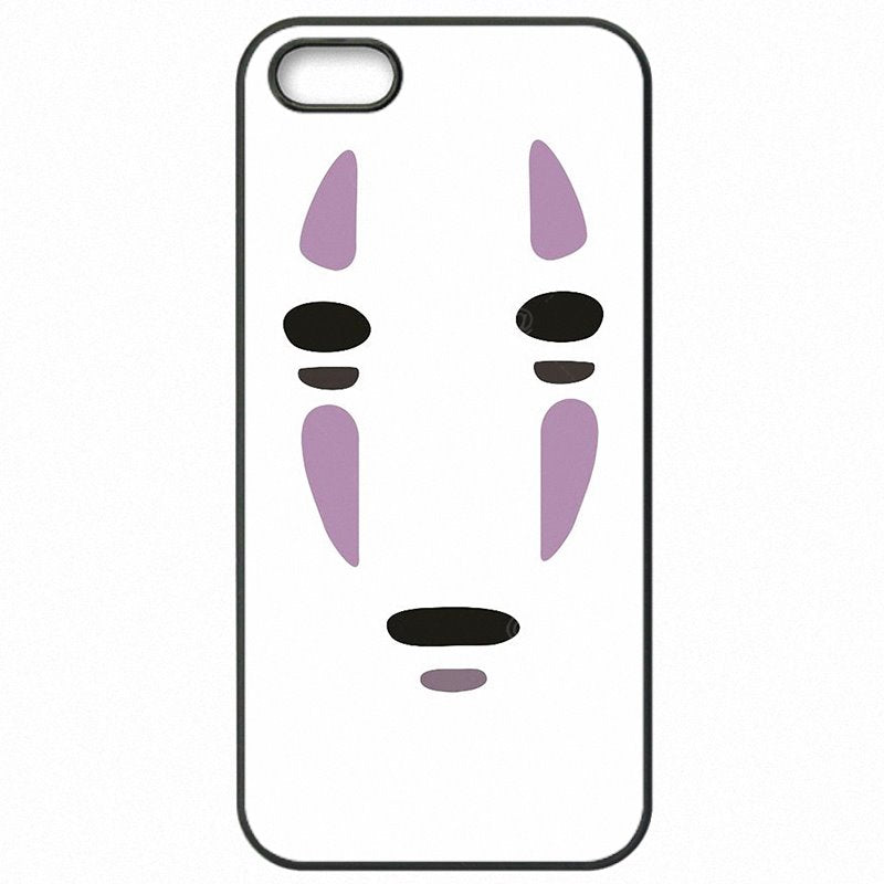Cheap Real For LG G3 D855 Japanese Cartoon Spirited Away No Face Character Protective Phone Bags Case
