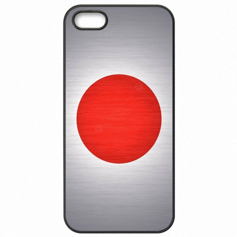 Personalised Japanese Flag national Japan banner For Sony Xperia C3 D2533 Accessories Pouches Capa