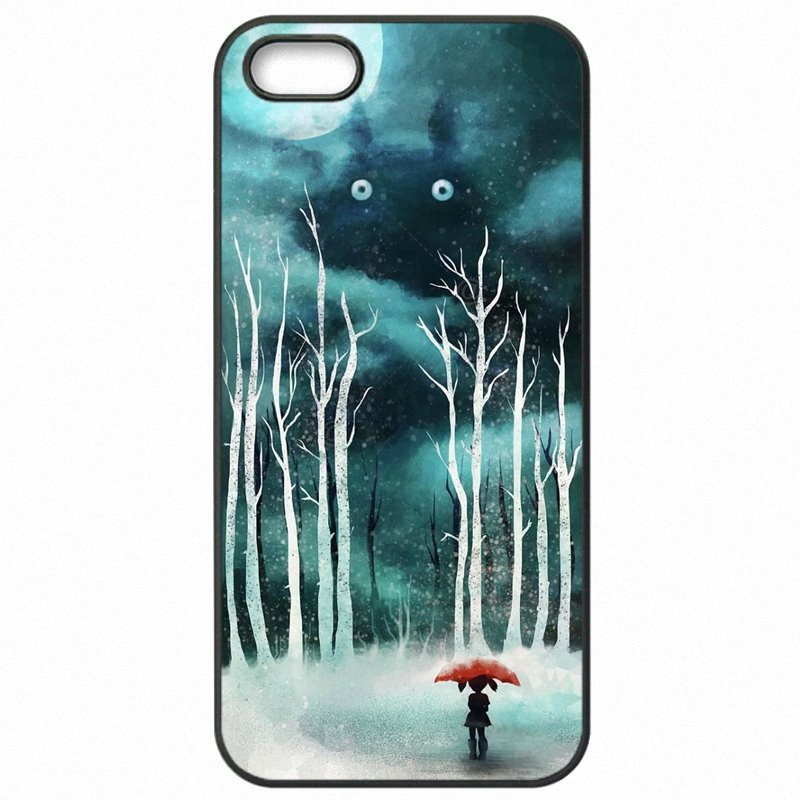 Bright Japanese cartoon Anime My Neighbor Totoro Movie Poster For LG Google Nexus 8 Hard Plastic Phone Skin Case