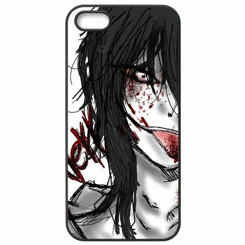 Accessories Pouches Cases For Galaxy J7 2015 J700T Jeff the killer Horror Animation Clearance