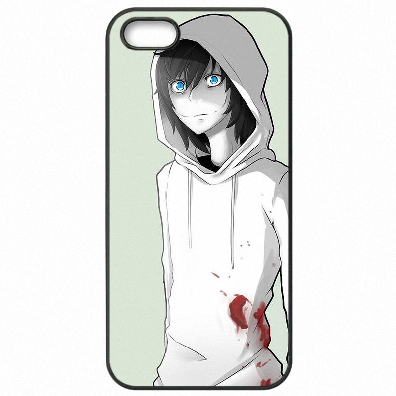 Hard Phone Covers For One Plus Case Jeff the killer Horror Animation For ONE E1001 Nova