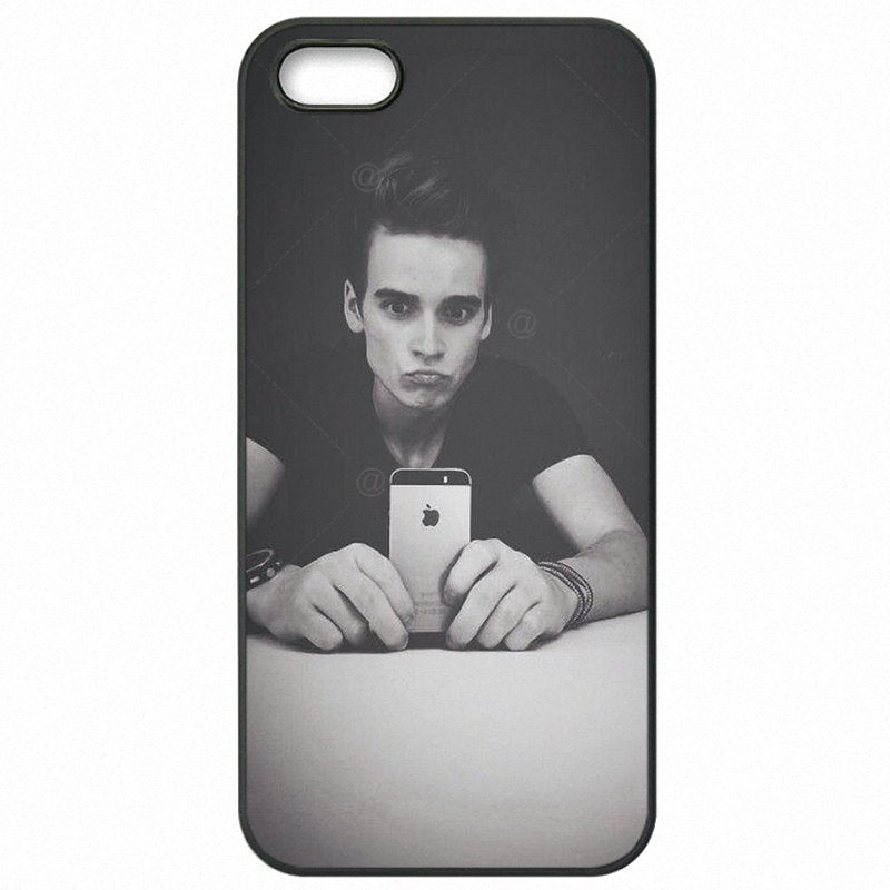 Hard Mobile Phone Skin Joe Sugg Joseph Sugg England Star For Galaxy Core Prime G361FZ Cheapen