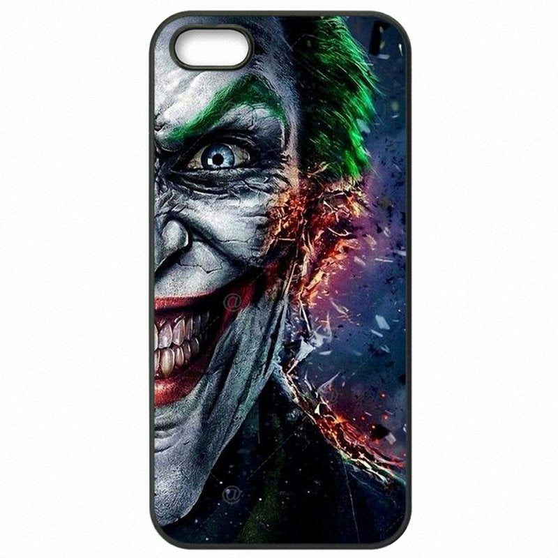 Men For Sony Xperia Z4 Mini Joker Batman The Killing Joke Face Dc Comics Art For Sony Case Hard Phone Coque