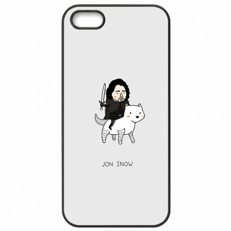 Jeunes Jon Snow Game of Thrones GOT Art For Galaxy A9 6 inch Mobile Pouch Accessories