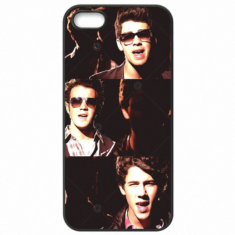 Mobile Pouch Shell Case Jonas Brothers Wyckoff Pop rock band For One Plus 3 A3003 Bright