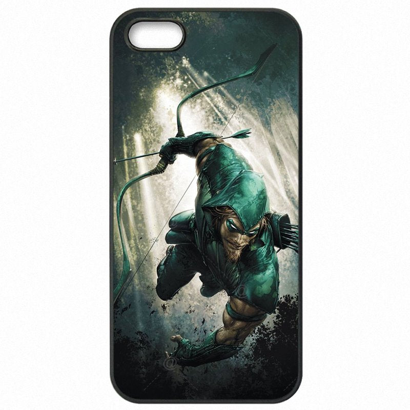 Best For Galaxy J1 J100FN Justice League Green Arrow Oliver Queen US Comic TV Series Mobile Phone Cover Skin