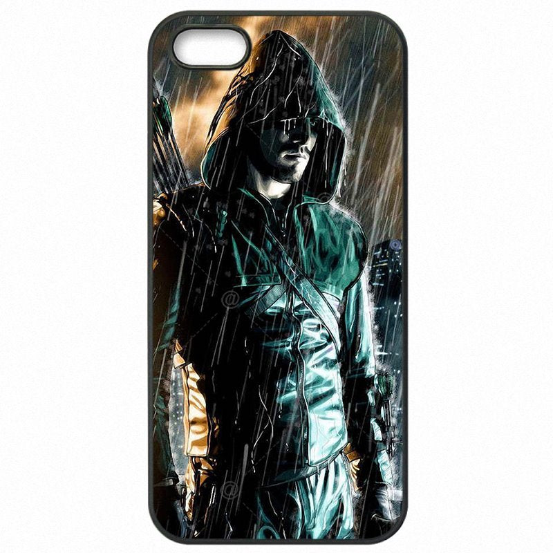 Accessories Phone Shell For LG G4 5.5 inch Justice League Green Arrow Oliver Queen US Comic TV Series Launch