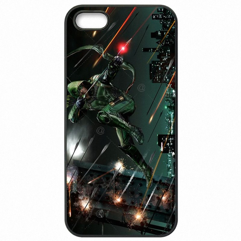 For Samsung Case Protector Phone Bags Shell Justice League Green Arrow Oliver Queen US Comic TV Series For Samsung Galaxy A9 European